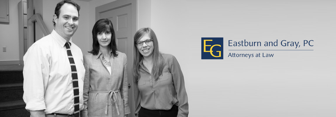 Eastburn and Gray, P.C. Careers
