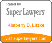 super lawyers - Kimberly Litzke